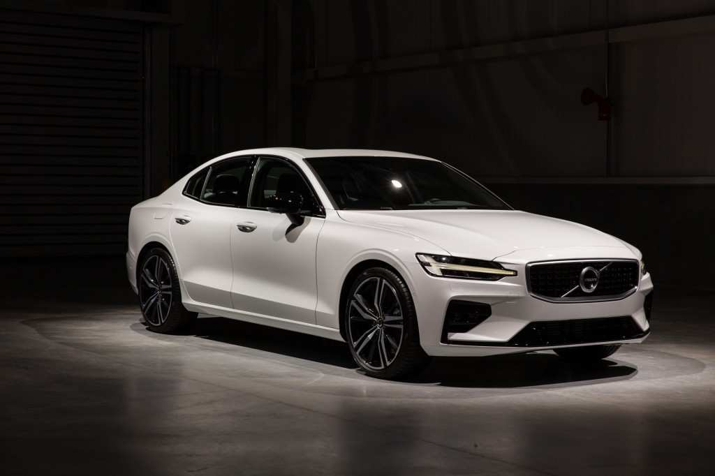 83 New Volvo V60 2019 Dimensions Concept with Volvo V60 2019 Dimensions