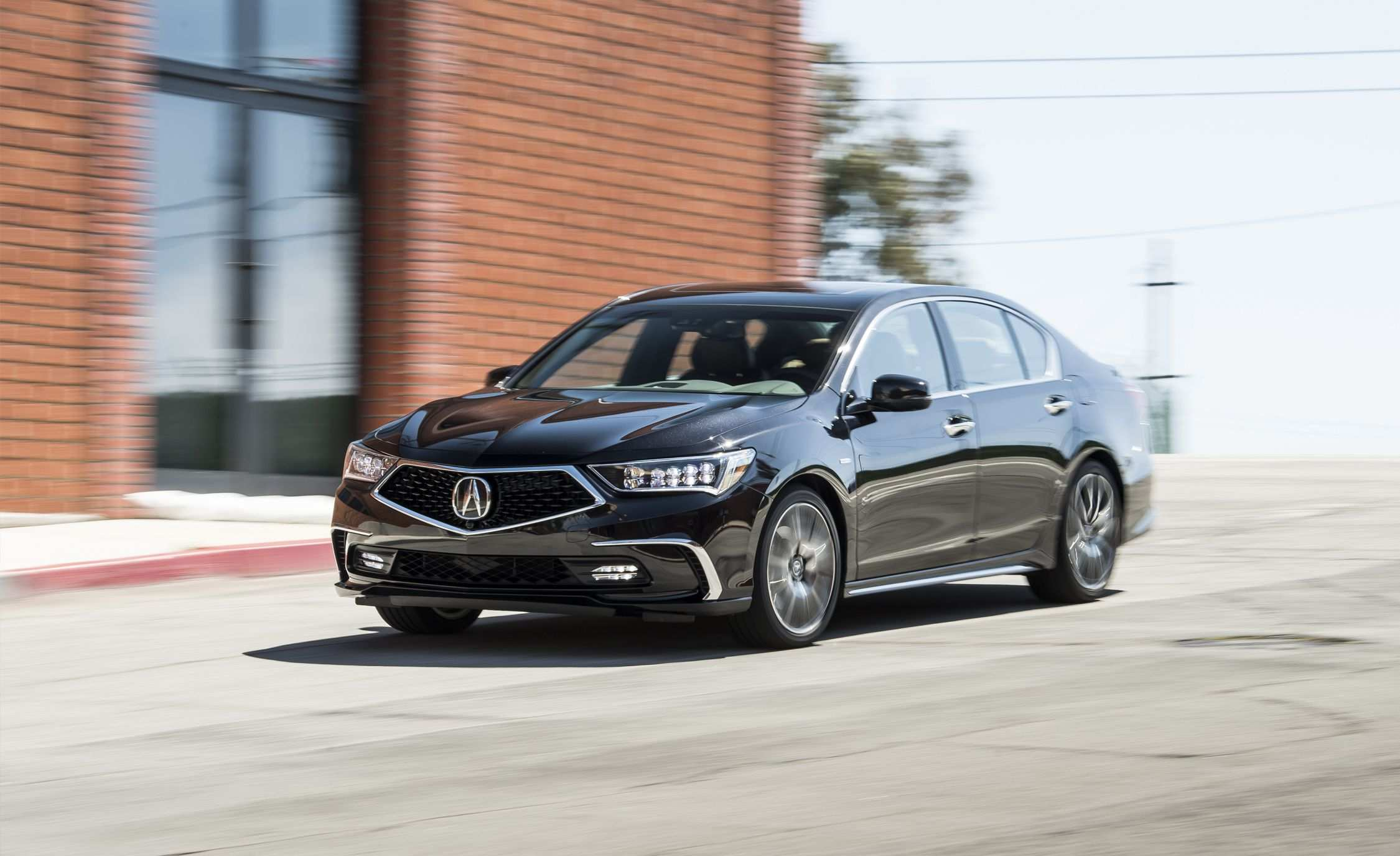 83 The New 2019 Acura Rlx Sport Hybrid Redesign Price And Review Interior for New 2019 Acura Rlx Sport Hybrid Redesign Price And Review