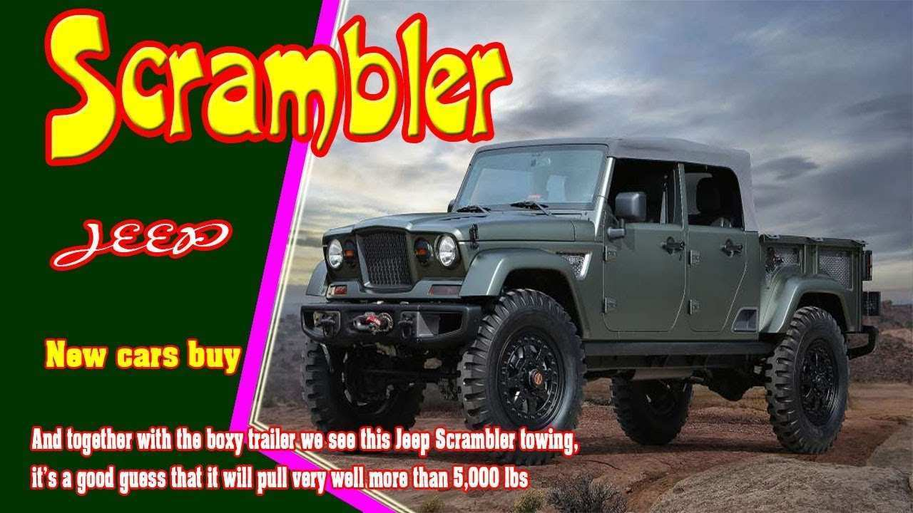 83 The New Jeep Scrambler 2019 Youtube New Review First Drive with New Jeep Scrambler 2019 Youtube New Review
