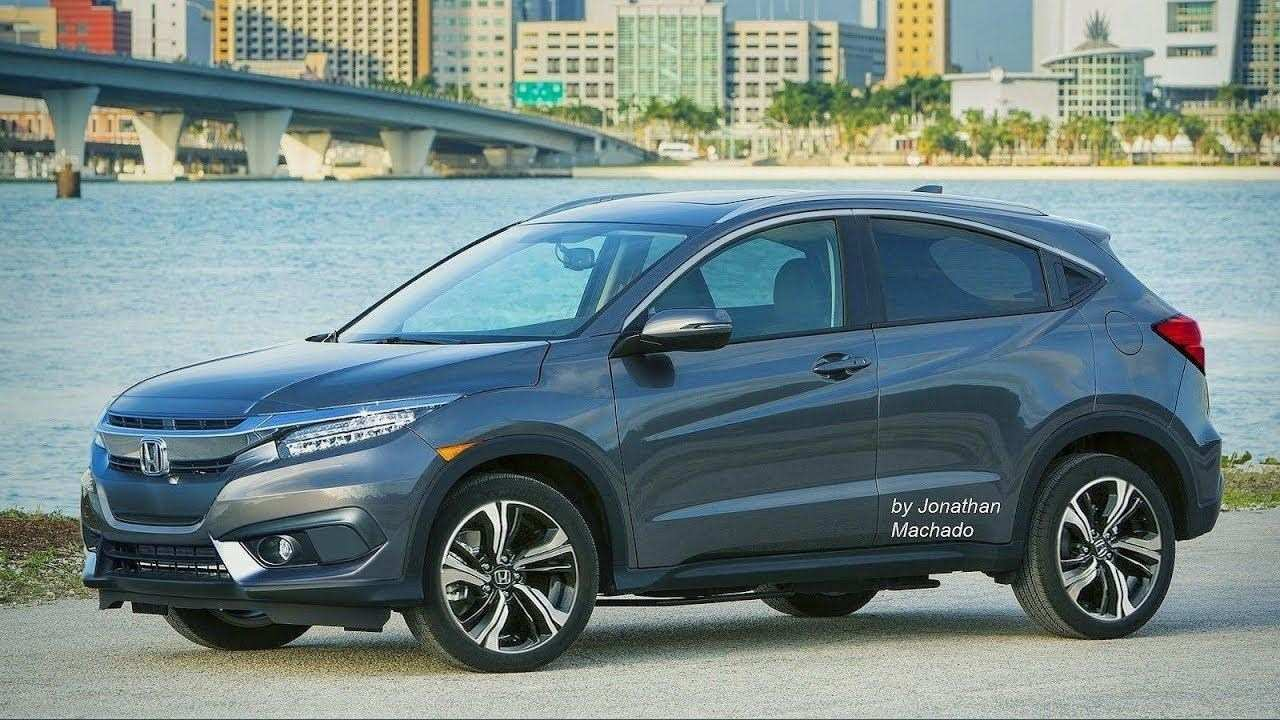 83 The The Honda 2019 Hrv Price Spy Shoot Ratings with The Honda 2019 Hrv Price Spy Shoot