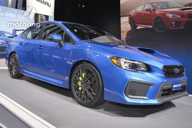 84 All New The 2019 Subaru Wrx Quarter Mile Price And Review Release for The 2019 Subaru Wrx Quarter Mile Price And Review