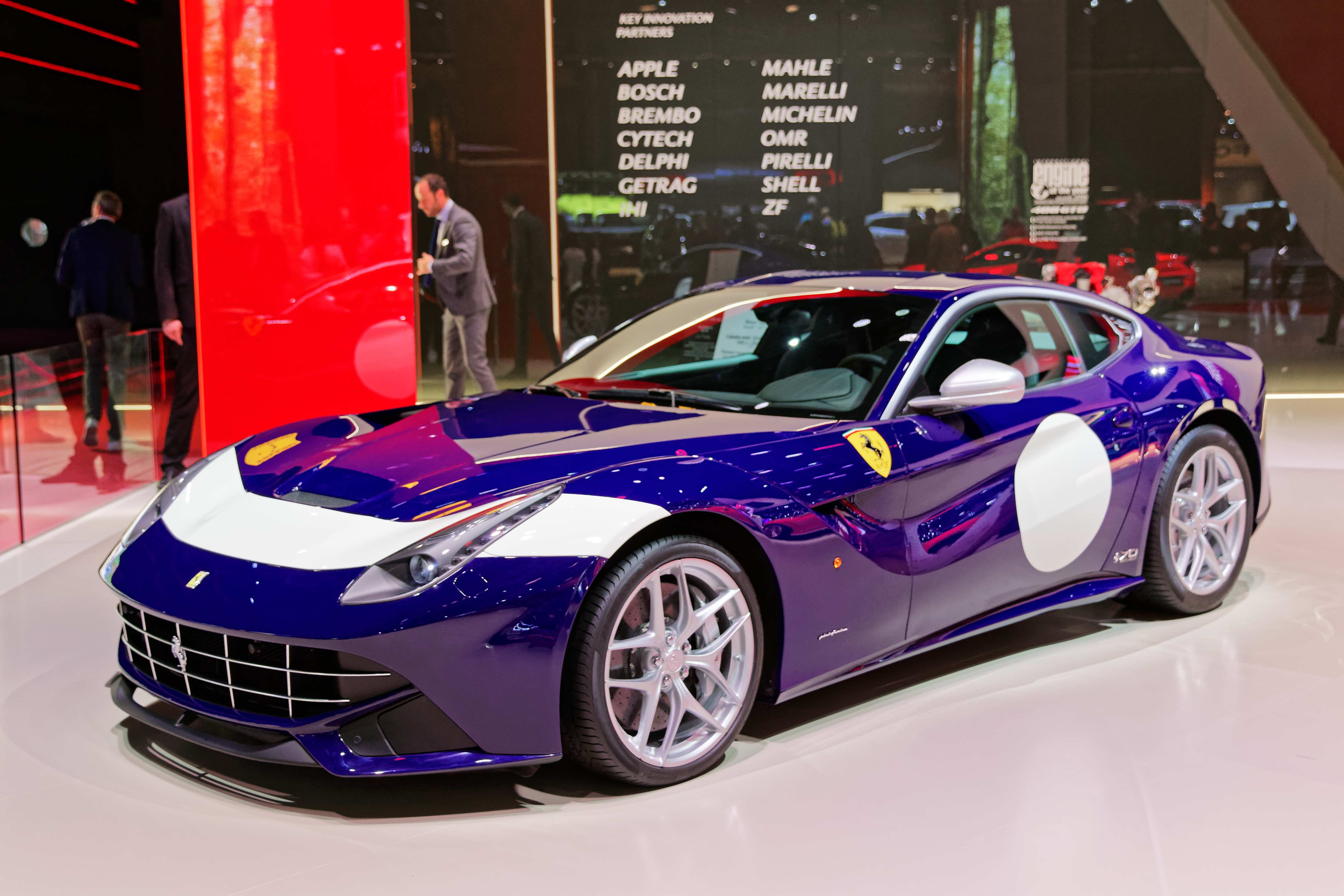 84 All New The 2019 White Ferrari Spesification Specs and Review by The 2019 White Ferrari Spesification