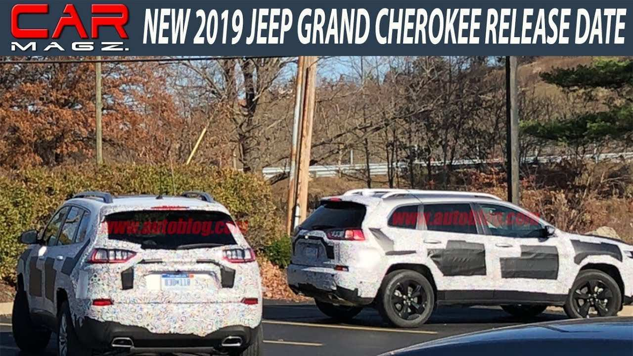 84 Best Review 2019 Dodge Grand Cherokee Release Date Pricing by 2019 Dodge Grand Cherokee Release Date