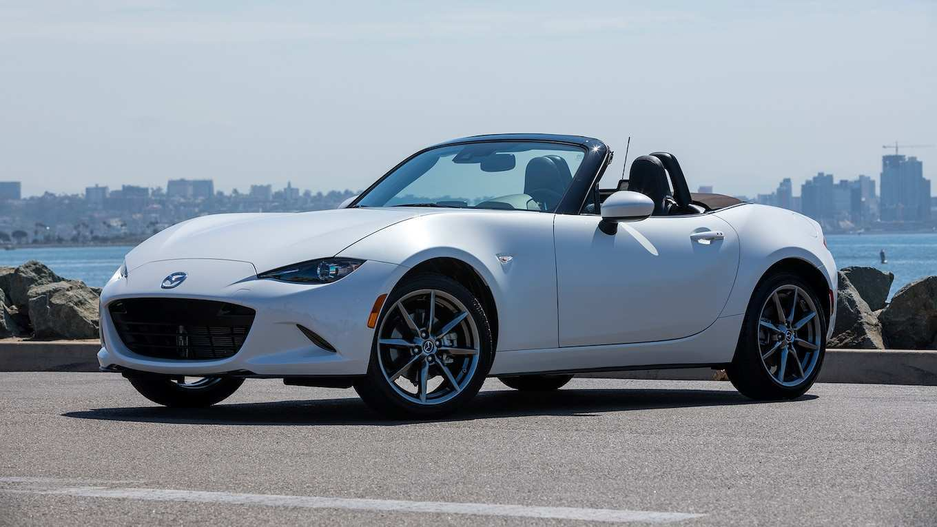84 Best Review 2019 Mazda Mx 5 Gt S Performance and New Engine by 2019 Mazda Mx 5 Gt S