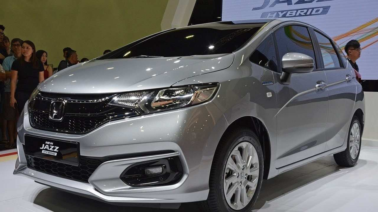 84 Best Review Best Honda Jazz 2019 Australia First Drive Spy Shoot with Best Honda Jazz 2019 Australia First Drive