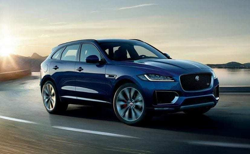 84 Best Review Jaguar F Pace 2019 Model Interior for Jaguar F Pace 2019 Model
