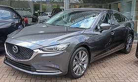 84 Best Review Mazda 6 2019 Europe Concept Redesign And Review Prices with Mazda 6 2019 Europe Concept Redesign And Review