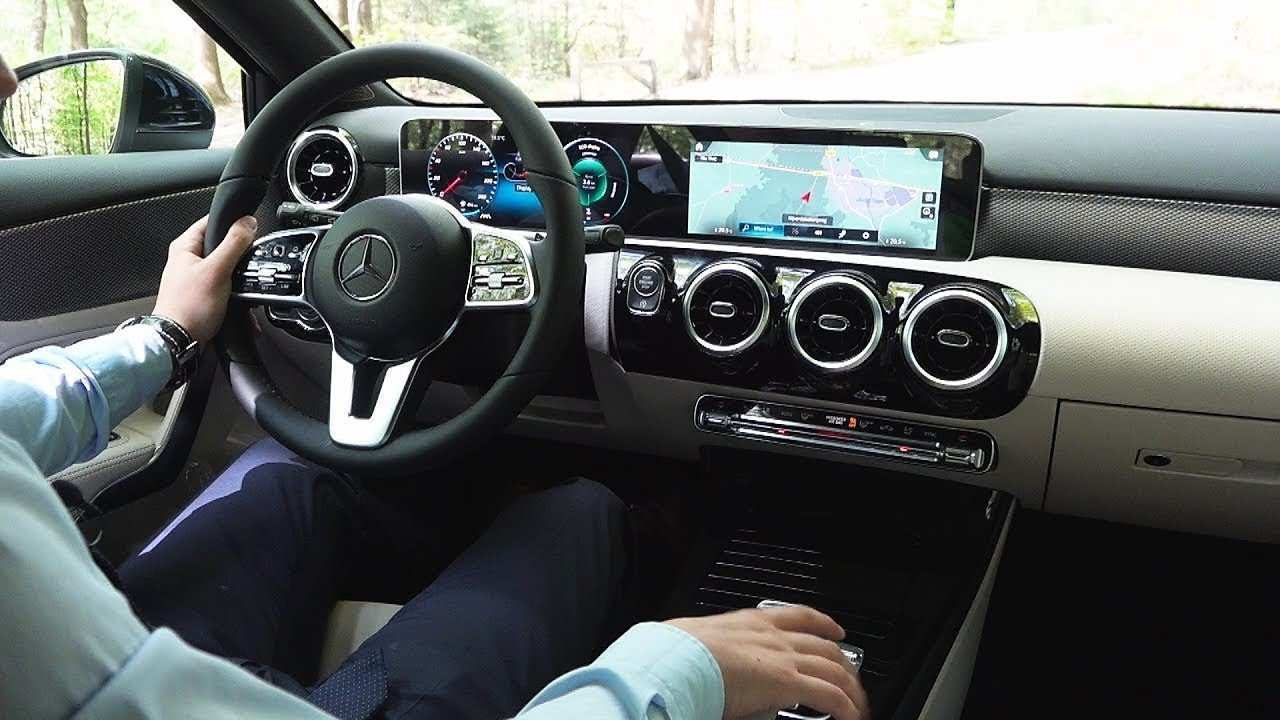 84 Best Review Mercedes A Class 2019 Interior Picture with Mercedes A Class 2019 Interior