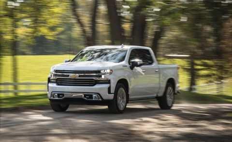 84 Best Review New 2019 Chevrolet Silverado Aluminum First Drive Price and Review by New 2019 Chevrolet Silverado Aluminum First Drive