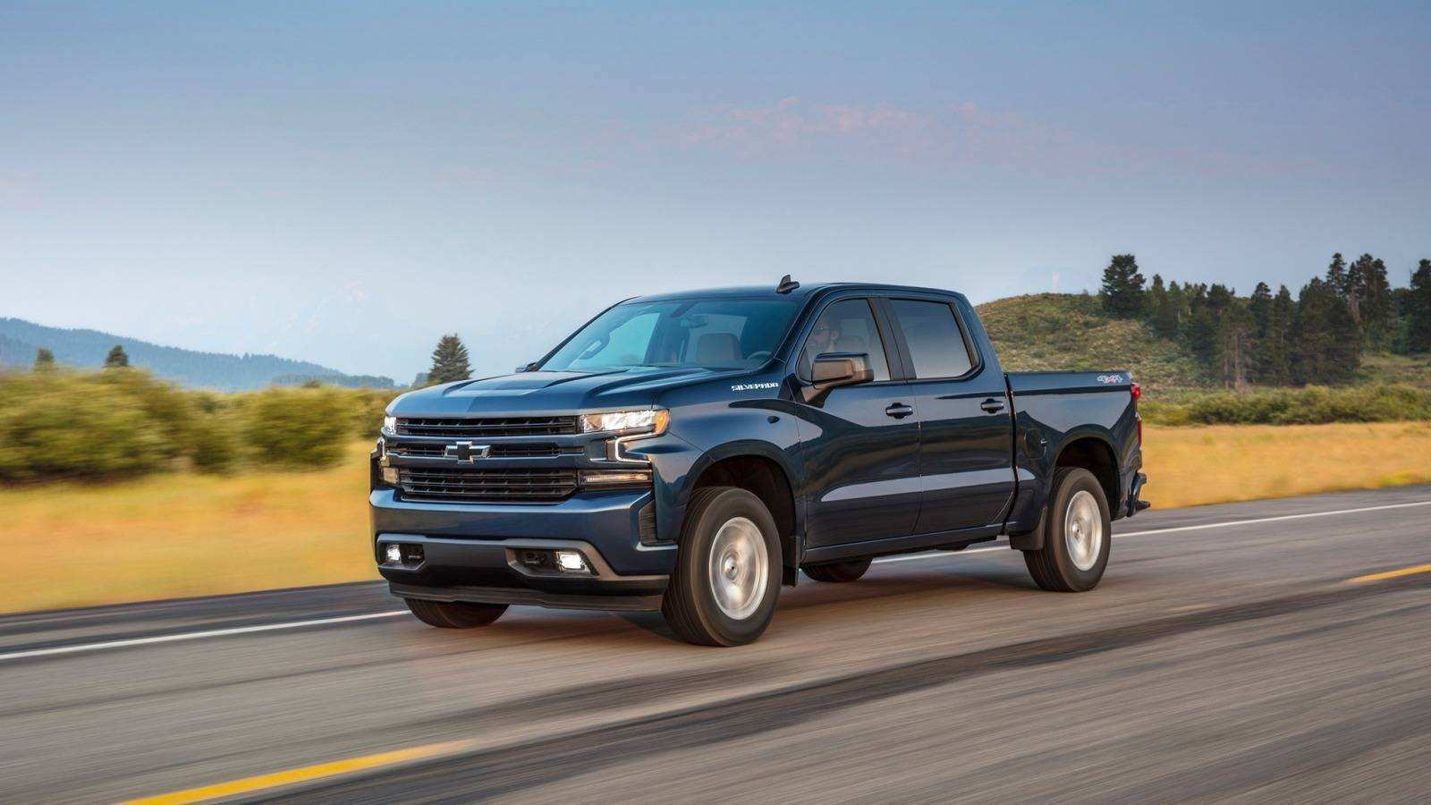 84 Best Review New 2019 Chevrolet Silverado Interior Specs And Review Picture for New 2019 Chevrolet Silverado Interior Specs And Review