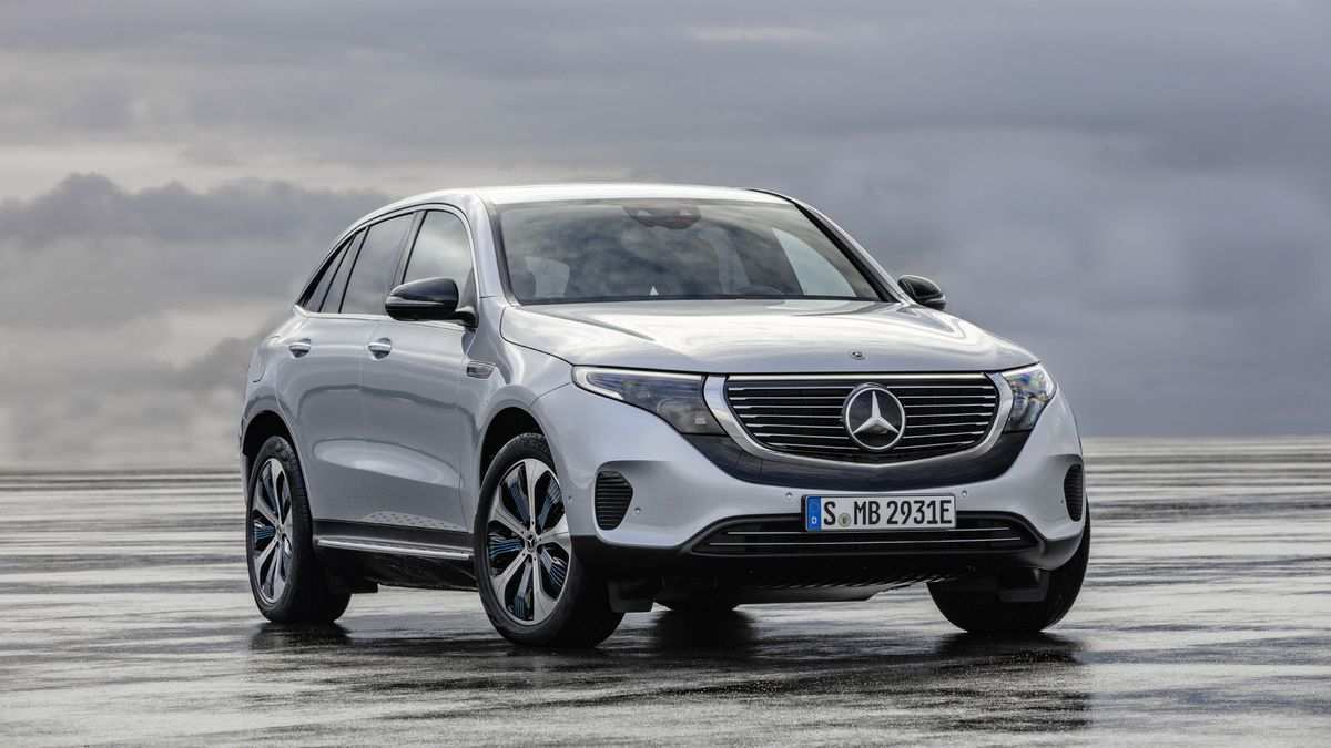 84 Best Review New Electric Mercedes 2019 New Release Pictures for New Electric Mercedes 2019 New Release