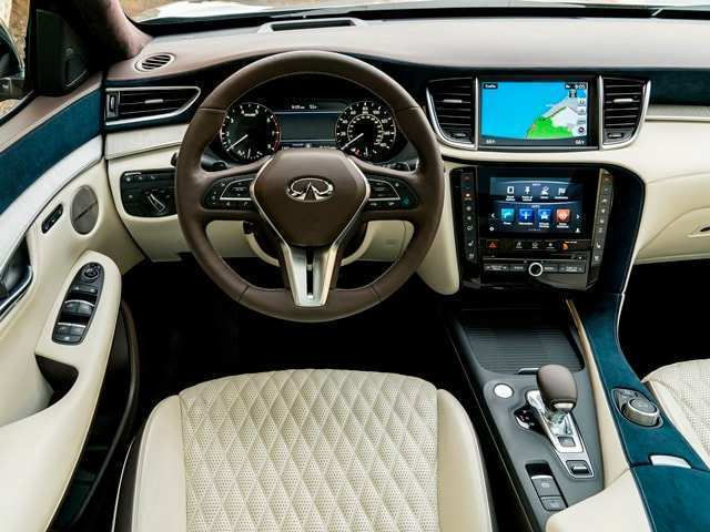 84 Best Review The Infiniti Qx50 2019 Hybrid Concept Exterior and Interior by The Infiniti Qx50 2019 Hybrid Concept