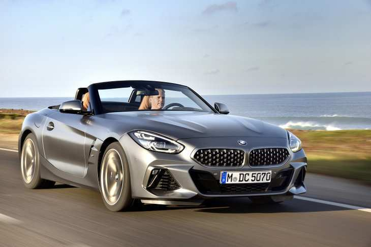 84 Concept of Best Bmw New Z4 2019 New Release Performance and New Engine for Best Bmw New Z4 2019 New Release