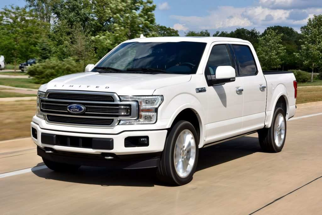 84 Concept of Best Ford 2019 F 150 Colors Redesign Spesification with Best Ford 2019 F 150 Colors Redesign