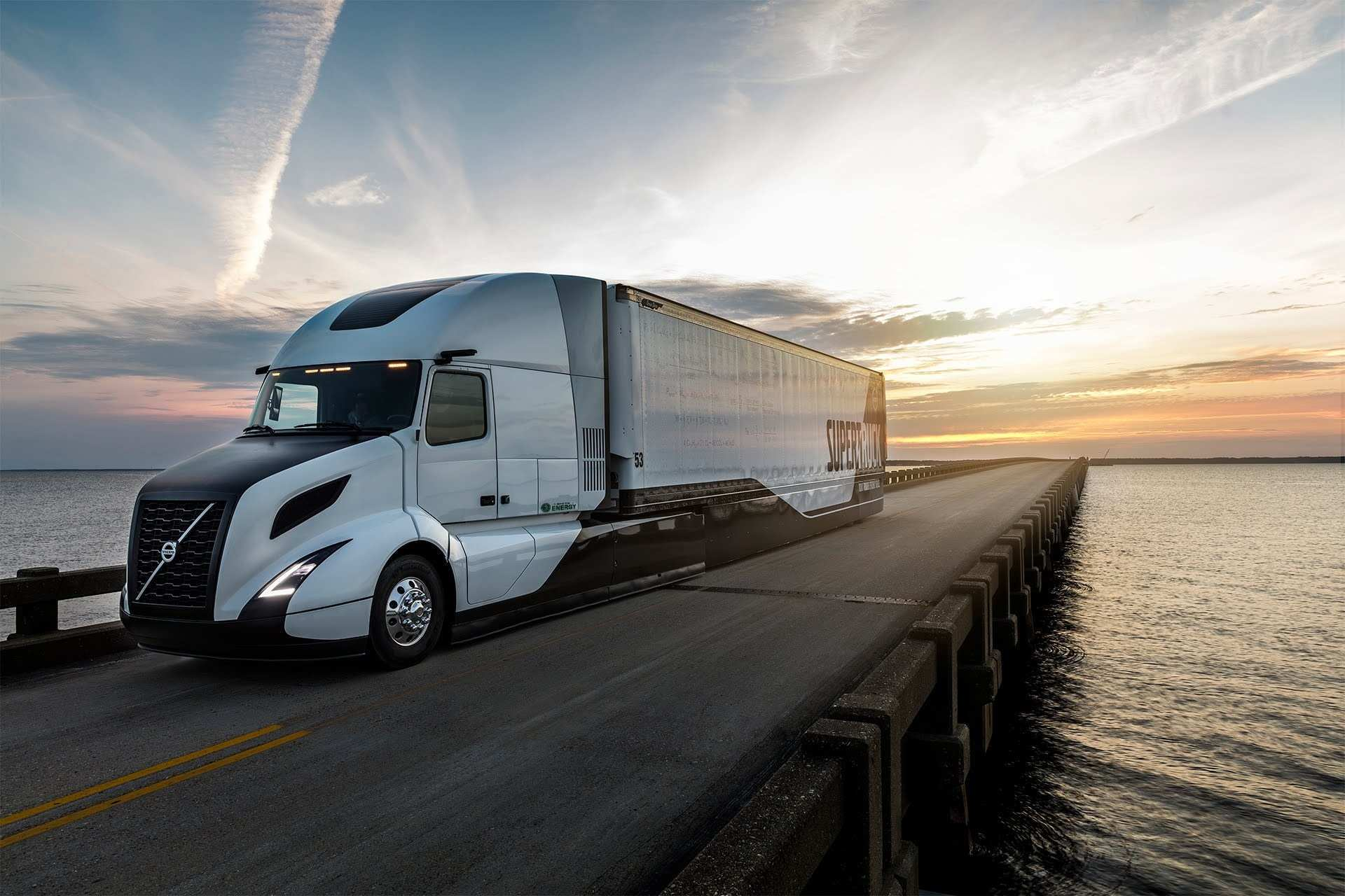 84 Concept of Volvo Electric Truck 2019 Performance for Volvo Electric Truck 2019