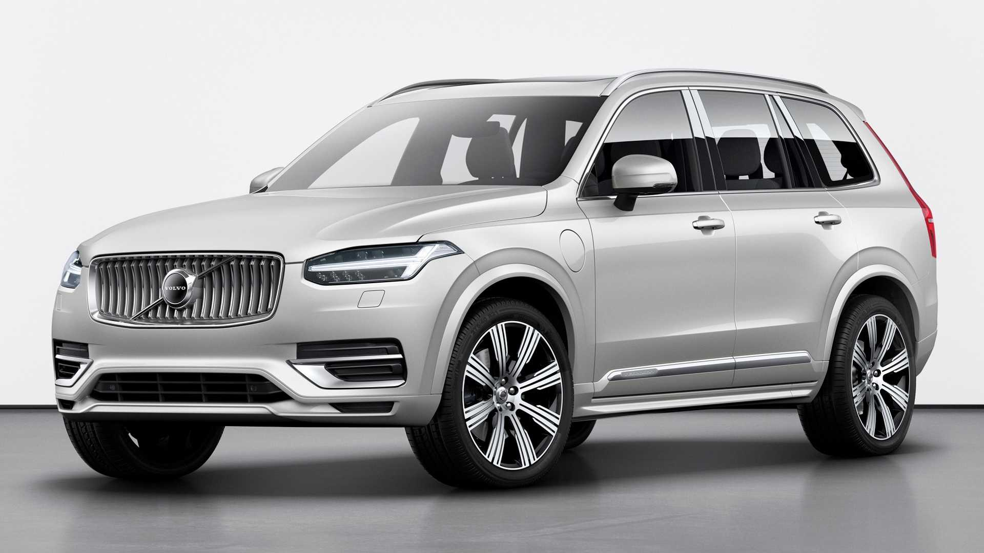 84 Concept of Volvo Xc90 Facelift 2019 Reviews by Volvo Xc90 Facelift 2019