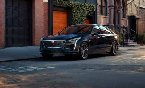 84 Gallery of New 2019 Cadillac Cts V Hp First Drive Prices by New 2019 Cadillac Cts V Hp First Drive