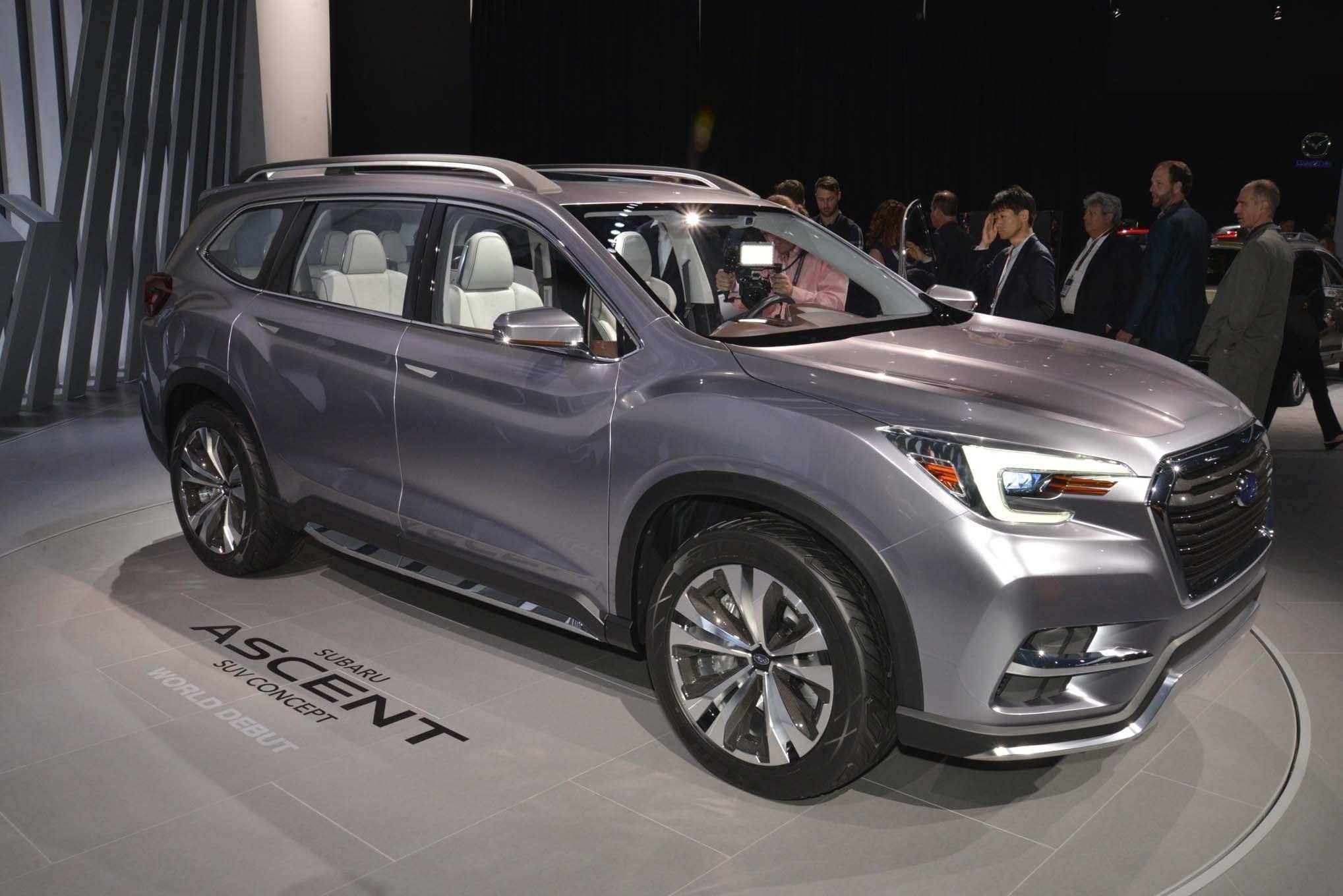 84 Gallery of New Subaru Cars 2019 Spy Shoot New Review with New Subaru Cars 2019 Spy Shoot