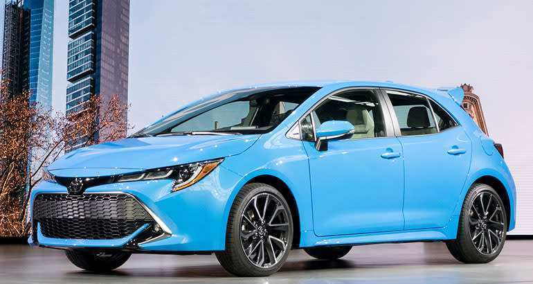 84 Gallery of The Toyota Wagon 2019 New Review Model with The Toyota Wagon 2019 New Review