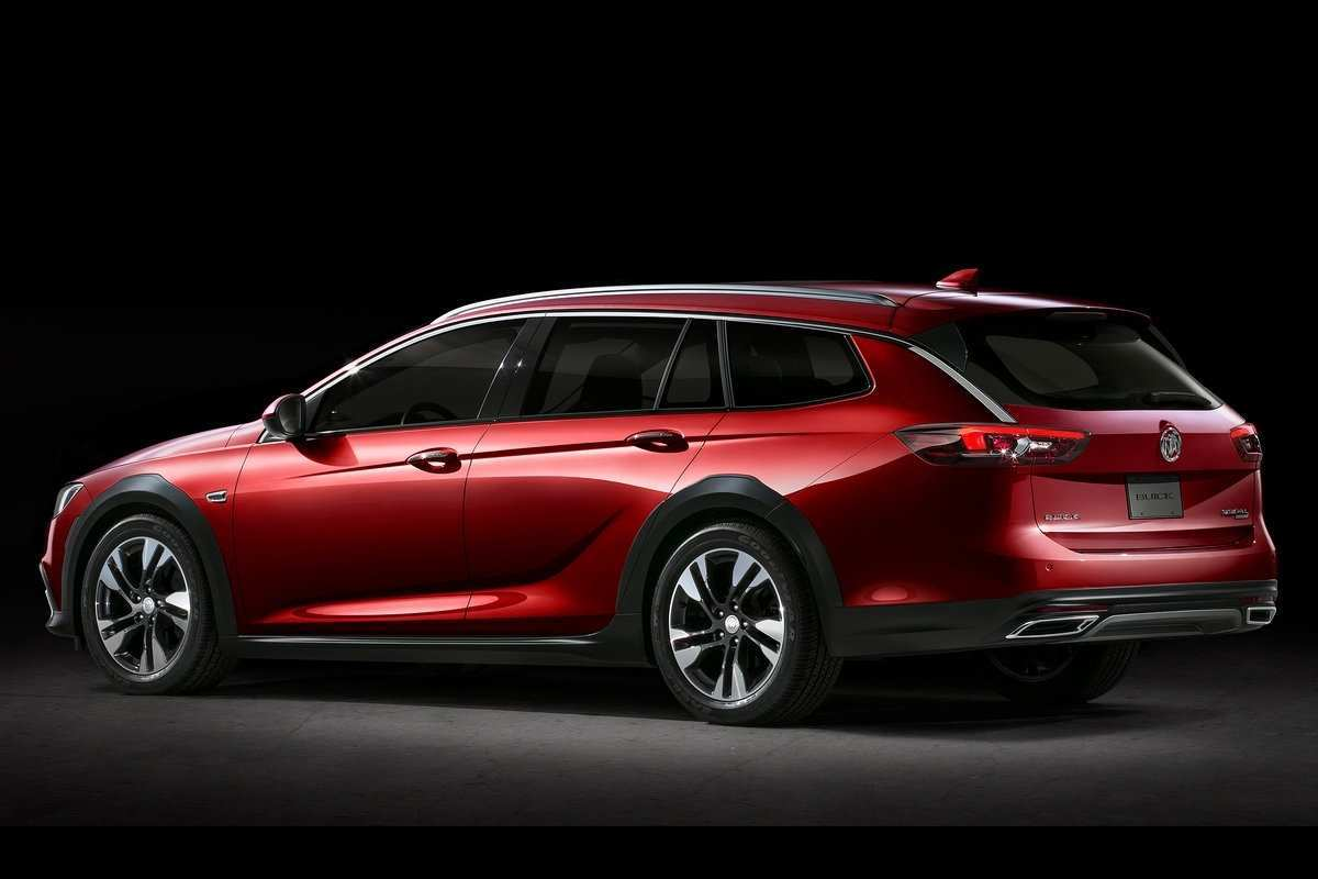 84 Great New 2019 Buick Regal Tourx Redesign Spesification with New 2019 Buick Regal Tourx Redesign