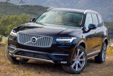 84 Great New 2019 Volvo Hybrid Suv Specs Release Date for New 2019 Volvo Hybrid Suv Specs