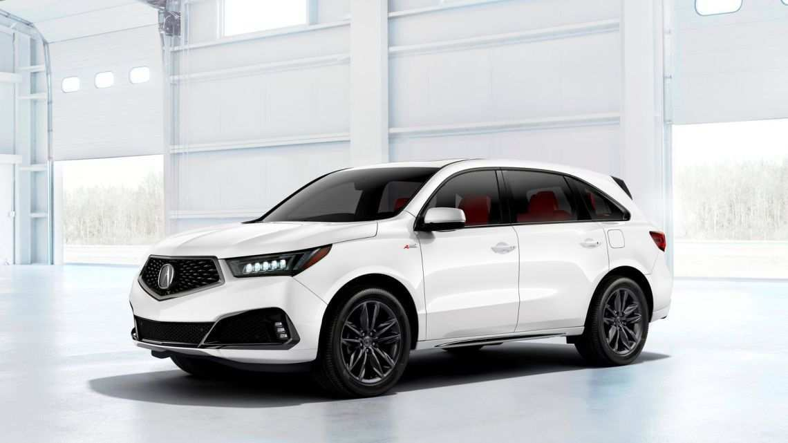 84 Great The Acura New Models 2019 Interior Exterior And Review Release with The Acura New Models 2019 Interior Exterior And Review