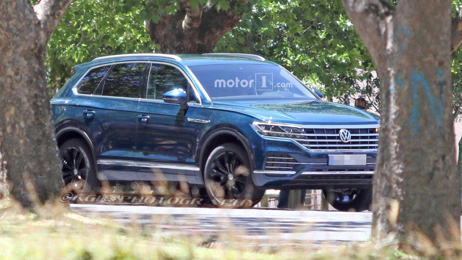 84 Great The Volkswagen Touareg 2019 India Release Date Overview by The Volkswagen Touareg 2019 India Release Date