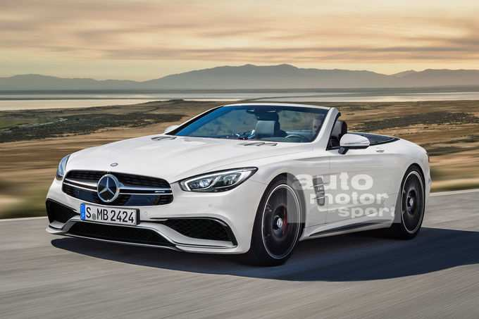 84 New Mercedes Sl 2019 Style for Mercedes Sl 2019