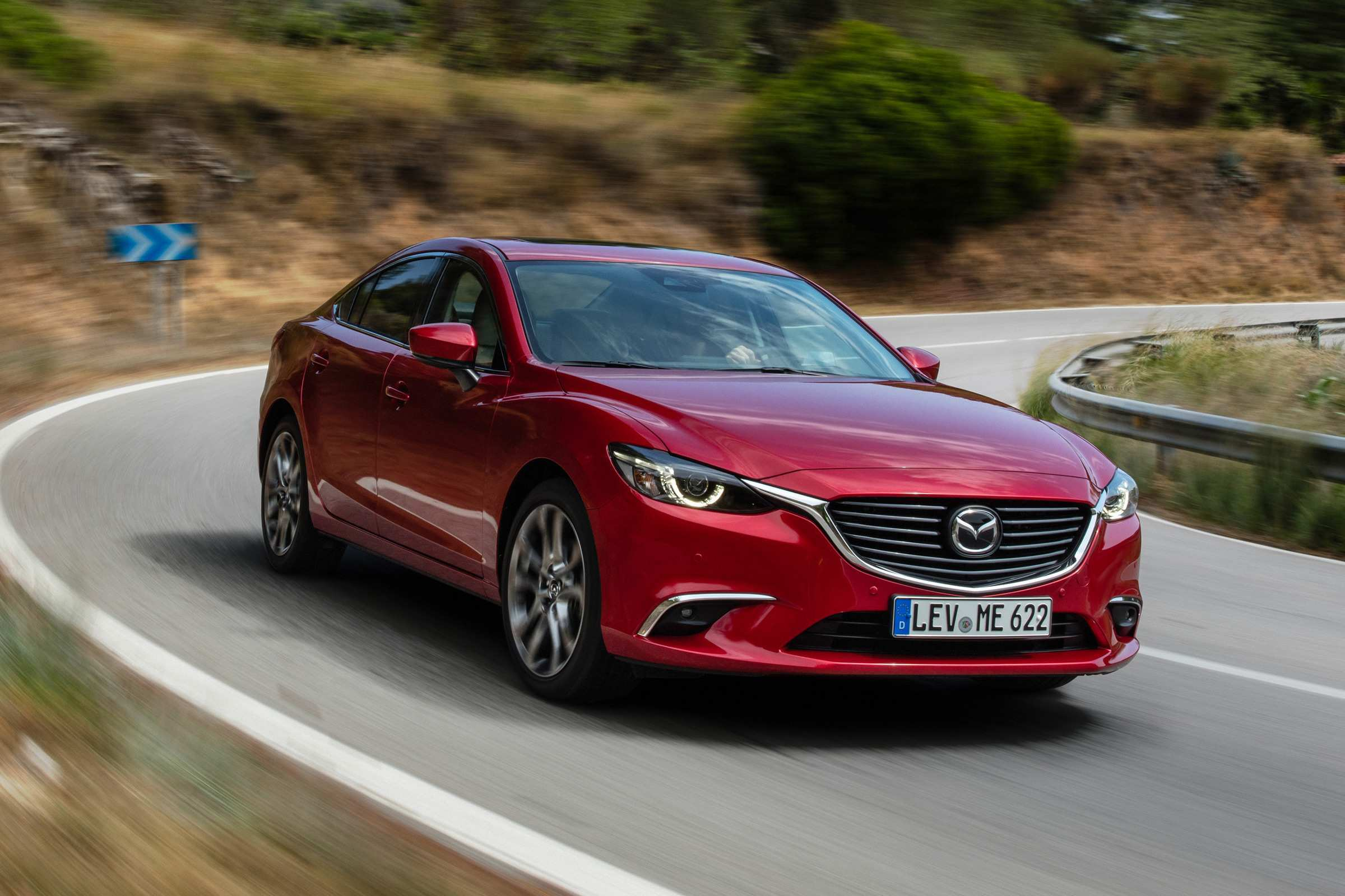 84 New New Mazda 6 2019 Uk Overview Specs for New Mazda 6 2019 Uk Overview