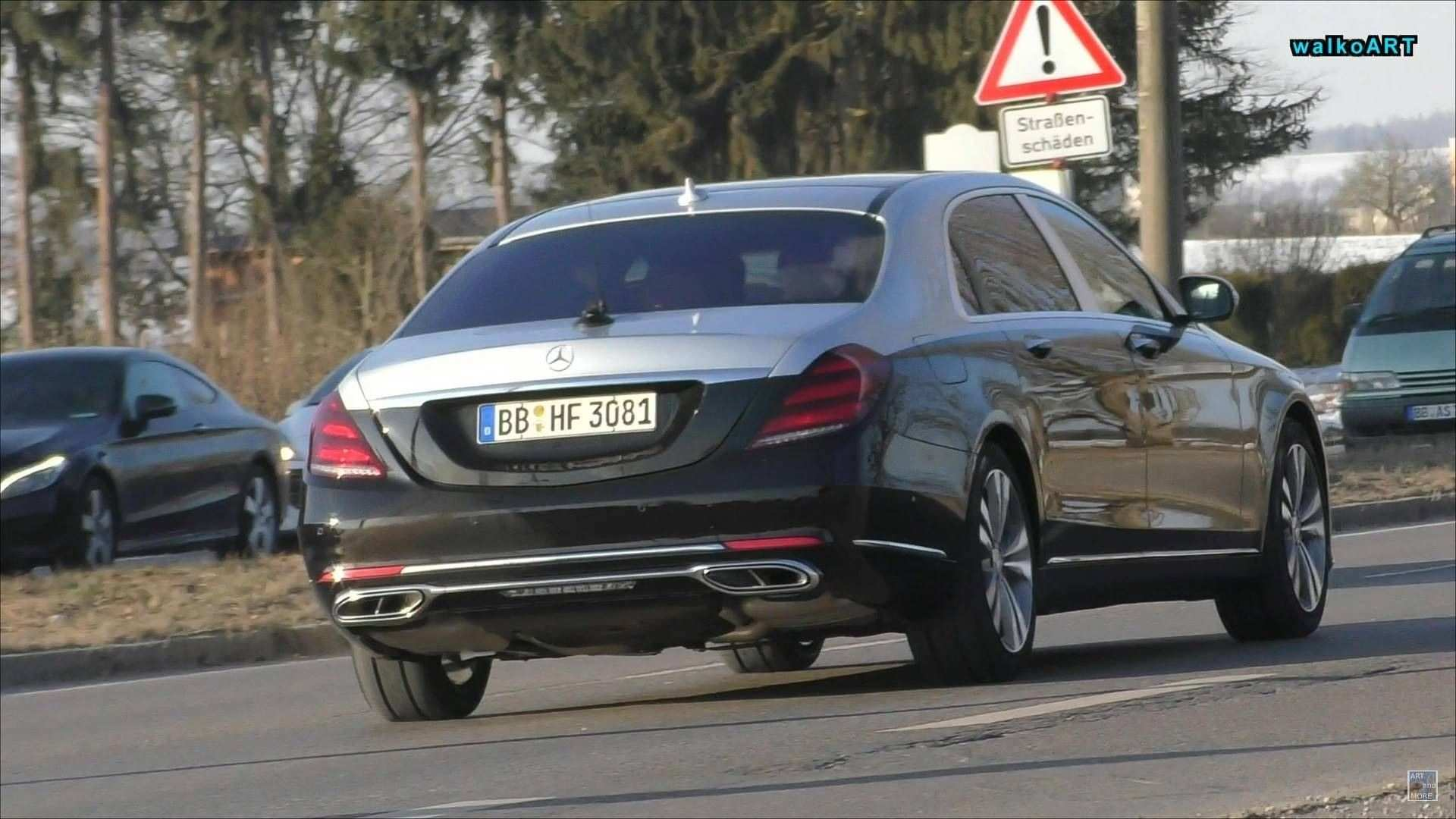 84 New New Mercedes 2019 S Class Release Date Overview First Drive by New Mercedes 2019 S Class Release Date Overview