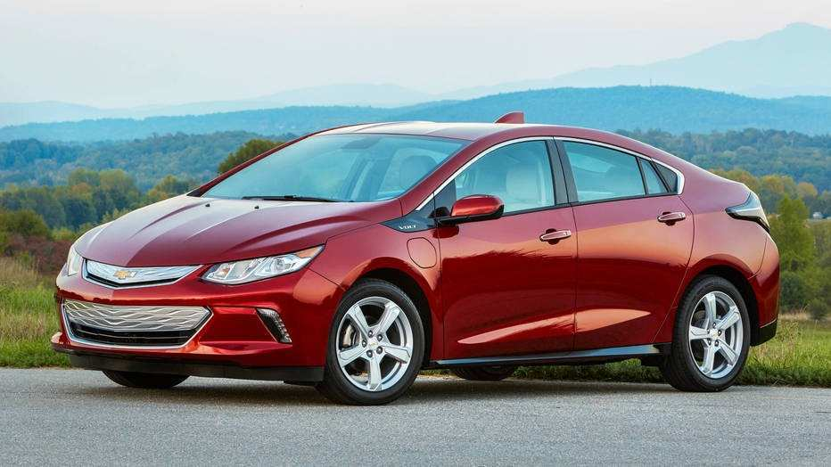 84 The Best Chevrolet 2019 Volt Concept Redesign with Best Chevrolet 2019 Volt Concept