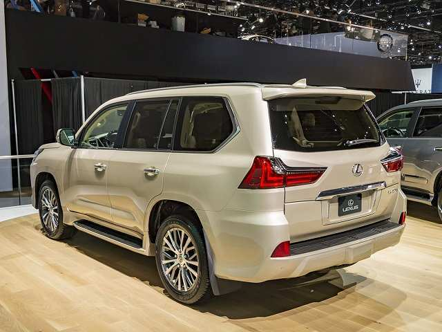 84 The The Lexus 2019 Lx Redesign And Price Redesign for The Lexus 2019 Lx Redesign And Price