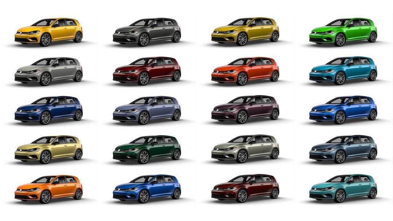 84 The Volkswagen 2019 Colors Rumor Ratings for Volkswagen 2019 Colors Rumor
