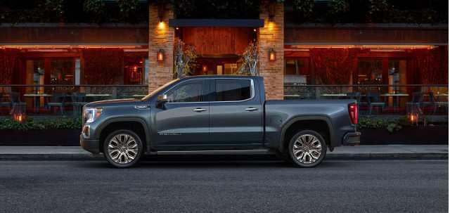 85 All New New 2019 Gmc Sierra Vs Silverado Review Specs And Release Date Images with New 2019 Gmc Sierra Vs Silverado Review Specs And Release Date