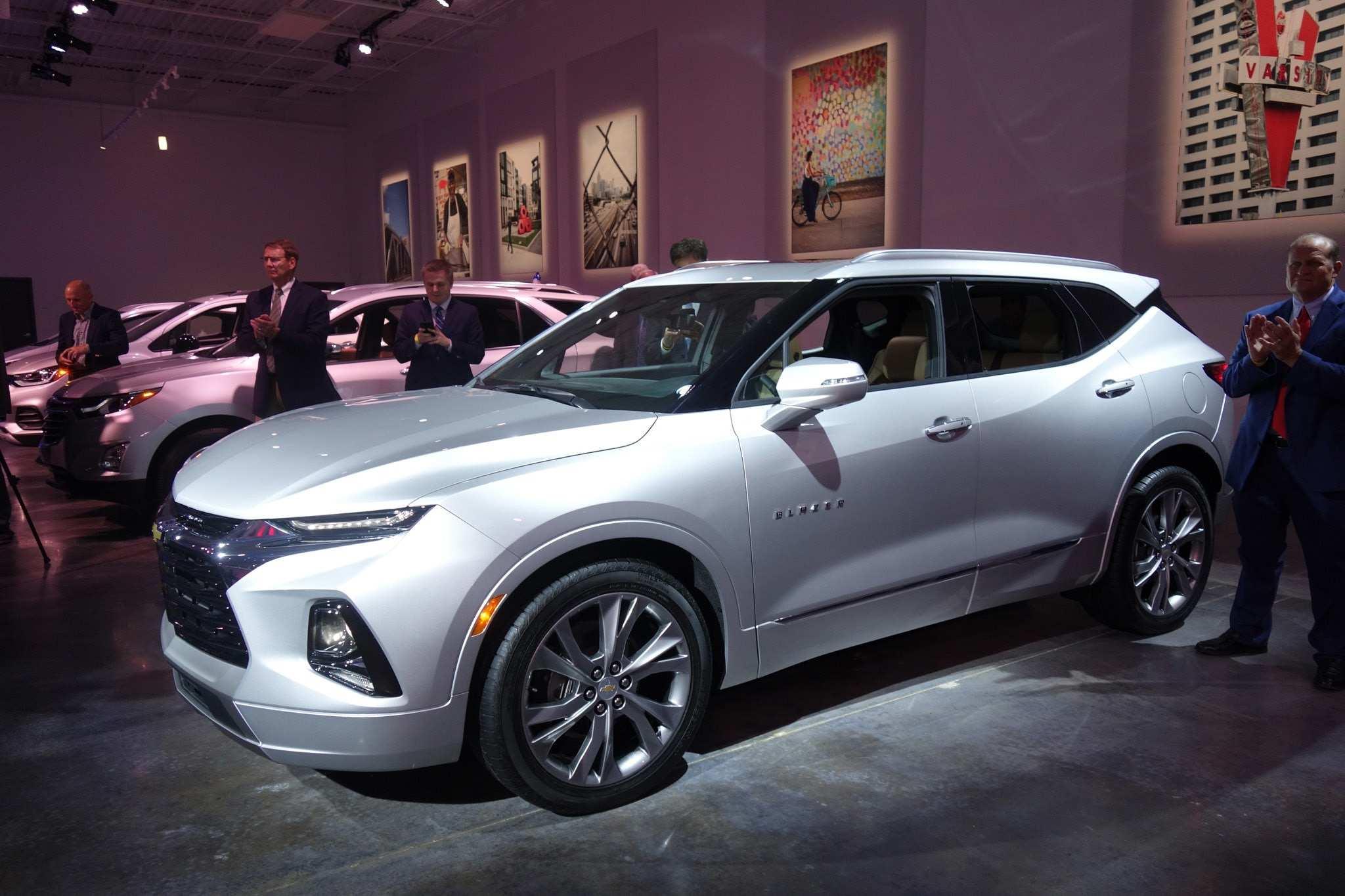 85 All New New New Chevrolet 2019 Blazer Engine Release Date with New New Chevrolet 2019 Blazer Engine