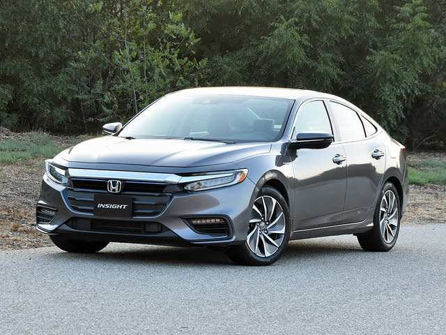 85 All New The Honda 2019 Insight Review Specs Redesign and Concept for The Honda 2019 Insight Review Specs