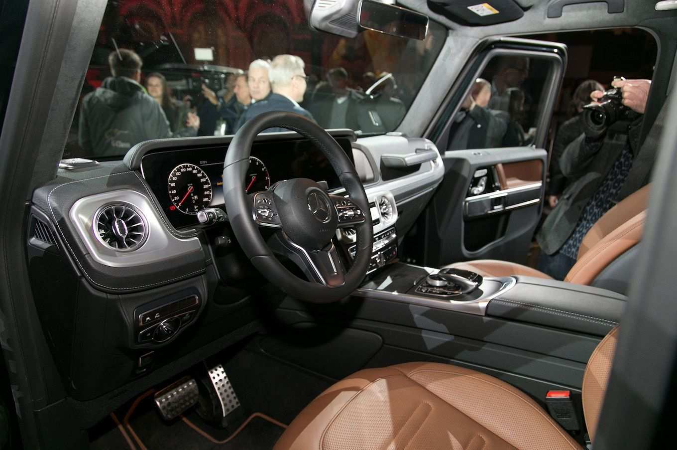 85 All New The Mercedes G 2019 Review Interior Pictures with The Mercedes G 2019 Review Interior