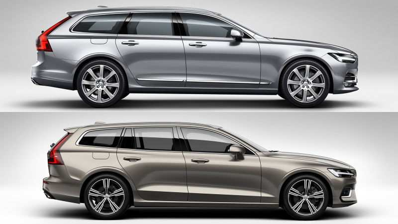 85 All New V90 Volvo 2019 Price and Review for V90 Volvo 2019