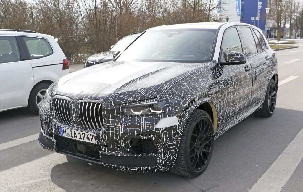 85 Best Review Bmw 2019 X5 Release Date Performance Spy Shoot by Bmw 2019 X5 Release Date Performance