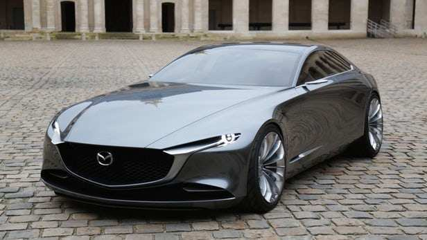 85 Best Review The 2019 Mazda Vision Coupe Price Concept Research New by The 2019 Mazda Vision Coupe Price Concept