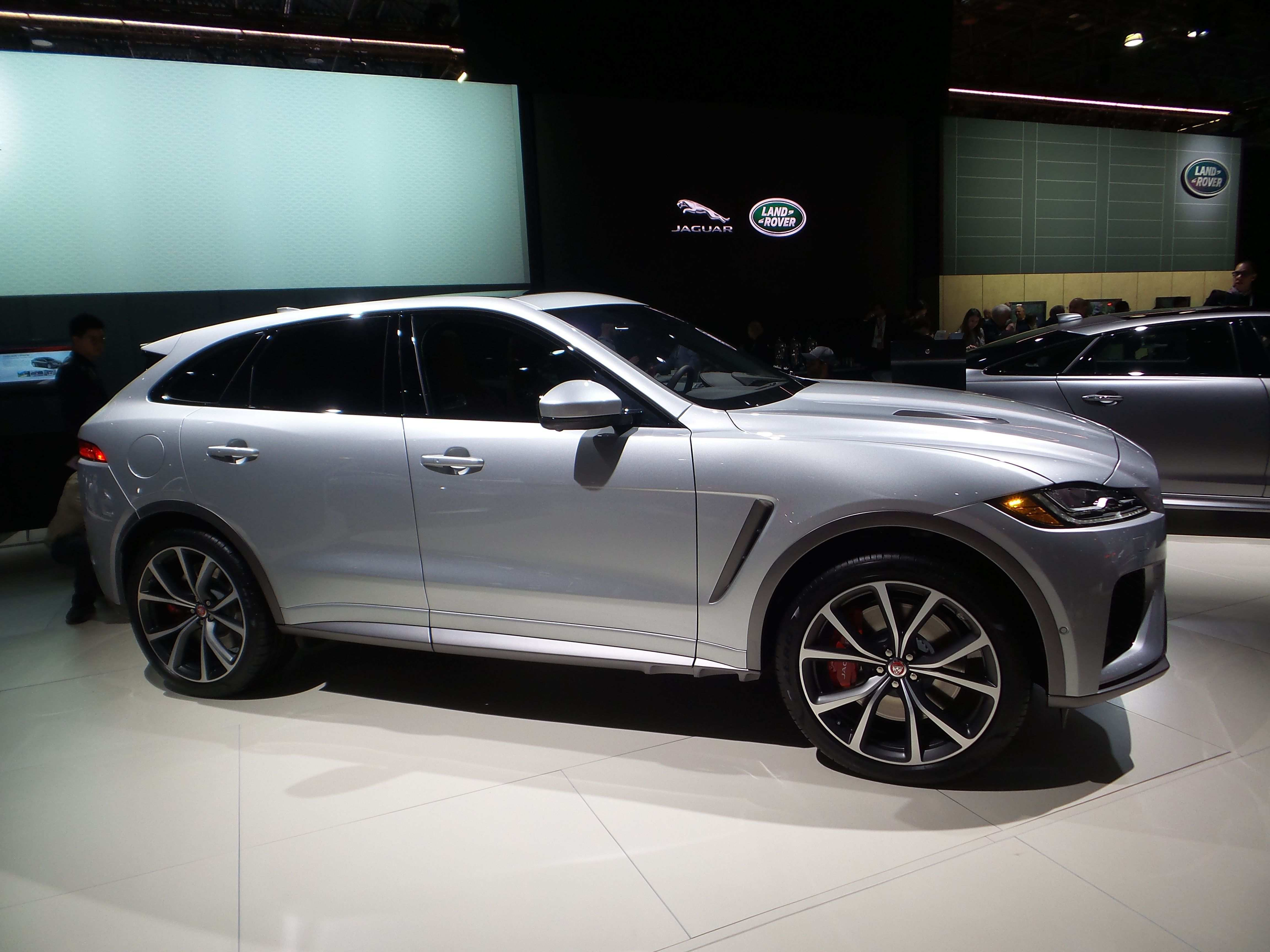 85 Concept of 2019 Jaguar F Pace Svr Price Price Spesification with 2019 Jaguar F Pace Svr Price Price