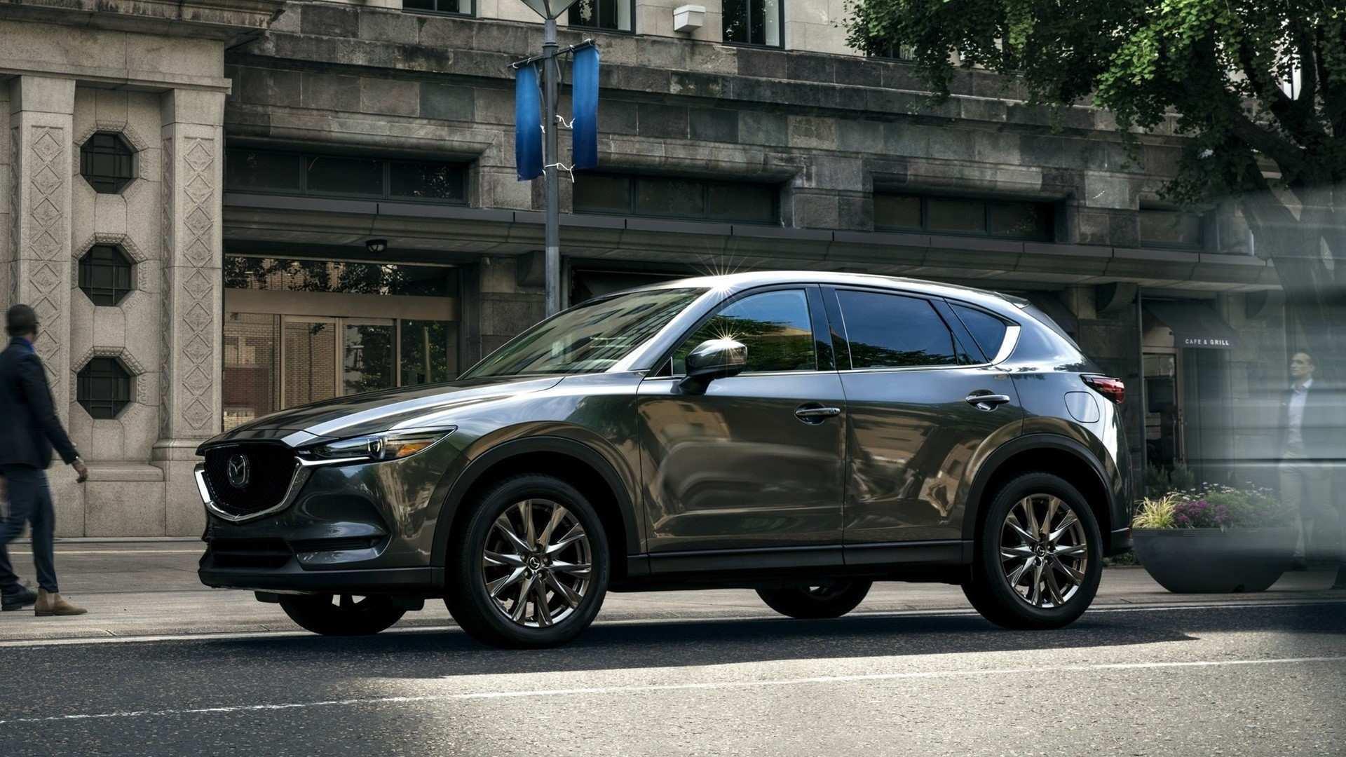 85 Concept of Mazda 2019 Cx 5 Concept Release by Mazda 2019 Cx 5 Concept