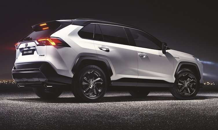 85 Concept of New Toyota Rav4 2019 Price Release Price and Review by New Toyota Rav4 2019 Price Release