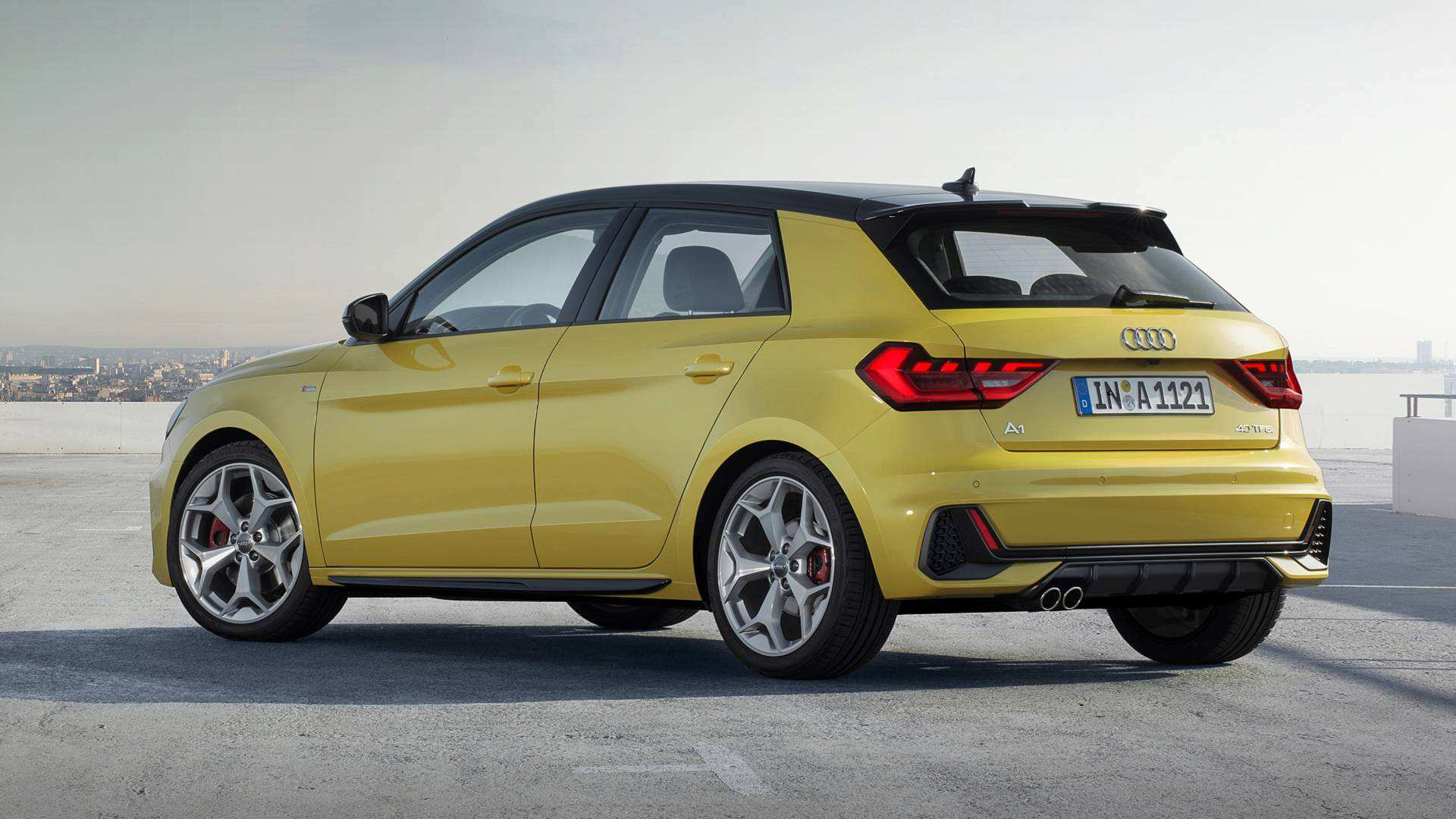 85 Concept of S1 Audi 2019 New Review Exterior for S1 Audi 2019 New Review