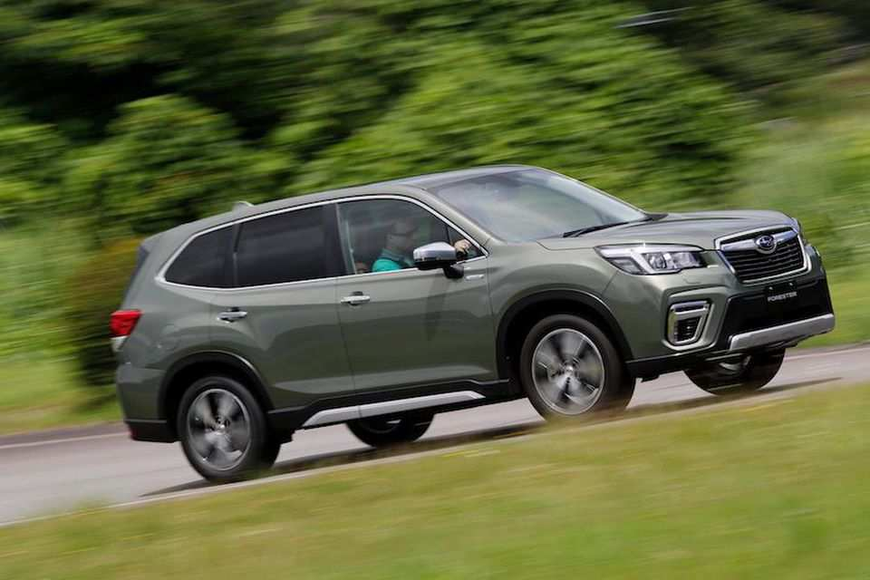 85 Concept of Subaru Forester 2019 Hybrid Research New by Subaru Forester 2019 Hybrid