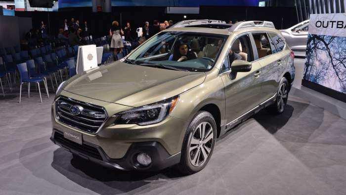 85 Concept of Subaru Outback 2019 Price Release Date First Drive by Subaru Outback 2019 Price Release Date