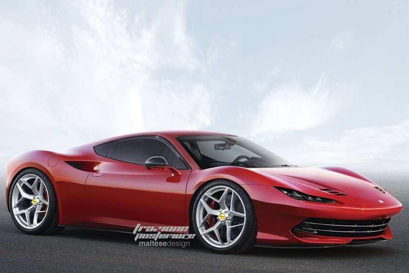 85 Gallery of Dino Ferrari 2019 Engine First Drive for Dino Ferrari 2019 Engine