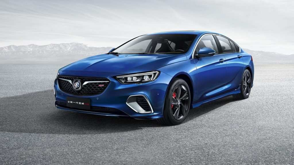 85 Gallery of New 2019 Buick Regal Gs Review Specs Picture by New 2019 Buick Regal Gs Review Specs
