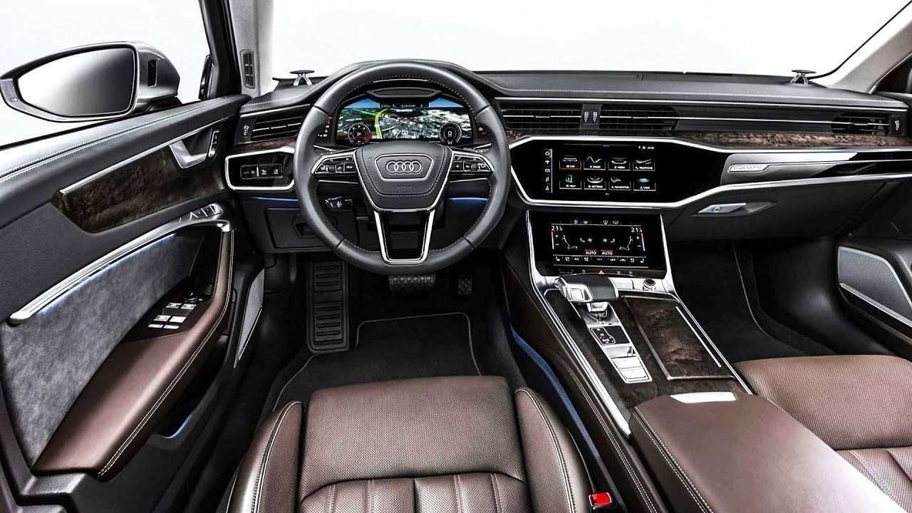 85 Gallery of Review Audi 2019 A6 New Interior Specs and Review with Review Audi 2019 A6 New Interior