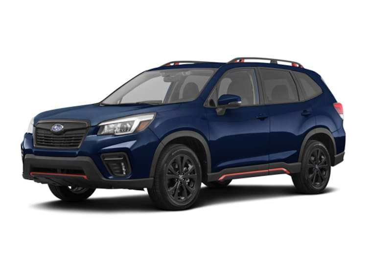 85 Great 2019 Subaru Forester Sport 2 Pictures by 2019 Subaru Forester Sport 2